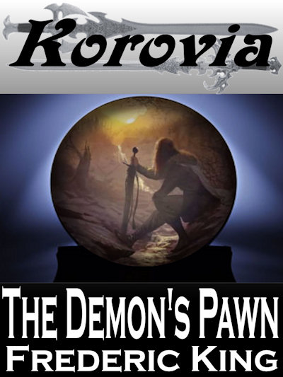 The Demon's Pawn, by Frederic King