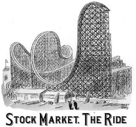 The Stock Market Ride