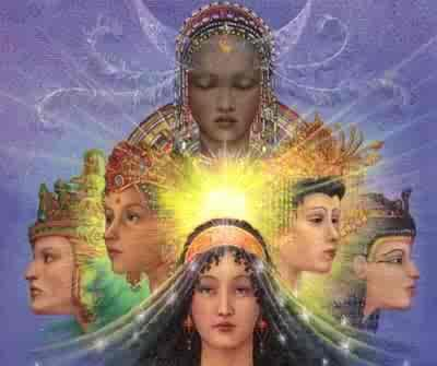 The Great Mother Goddess